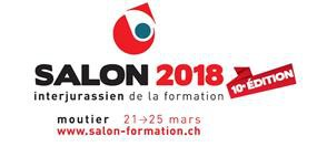 Salon interjurassien de la formation 2018
